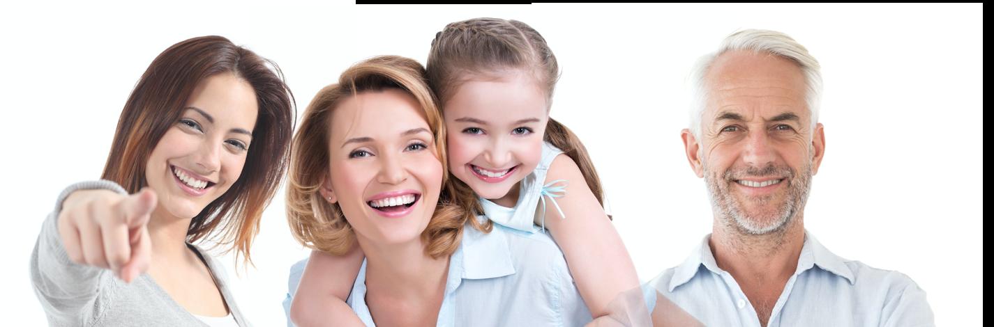 Tratamientos de ortodoncia para toda la familia